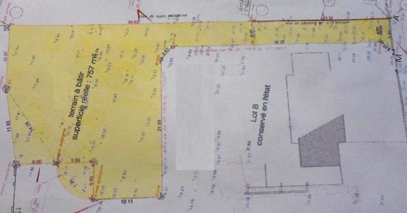 Vente terrain Nantes 227 000€ - Photo 1