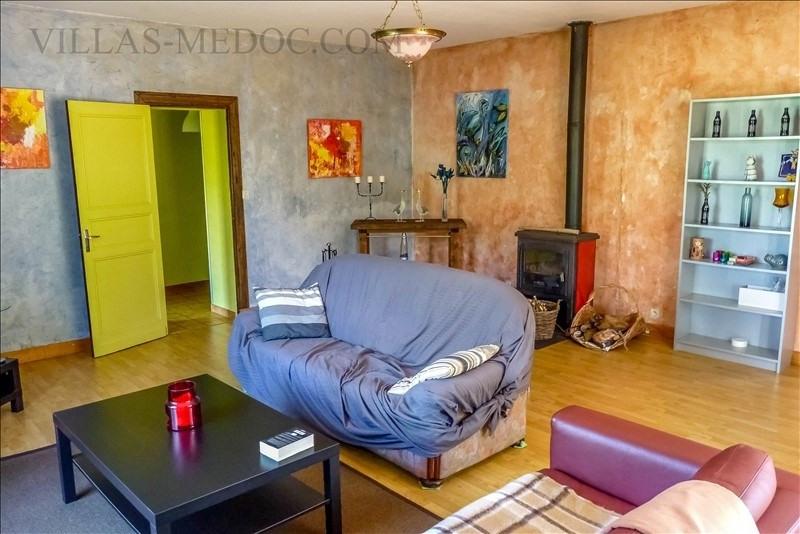 Sale house / villa Jau dignac et loirac 347000€ - Picture 7