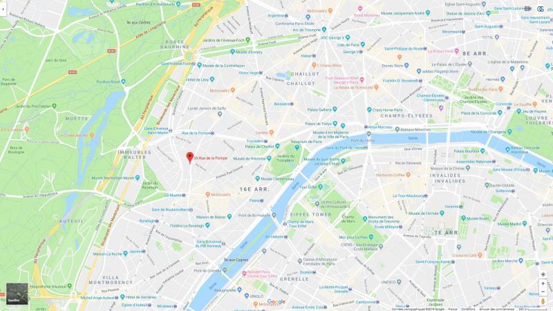 Location appartement Paris 16ème 520€ CC - Photo 9