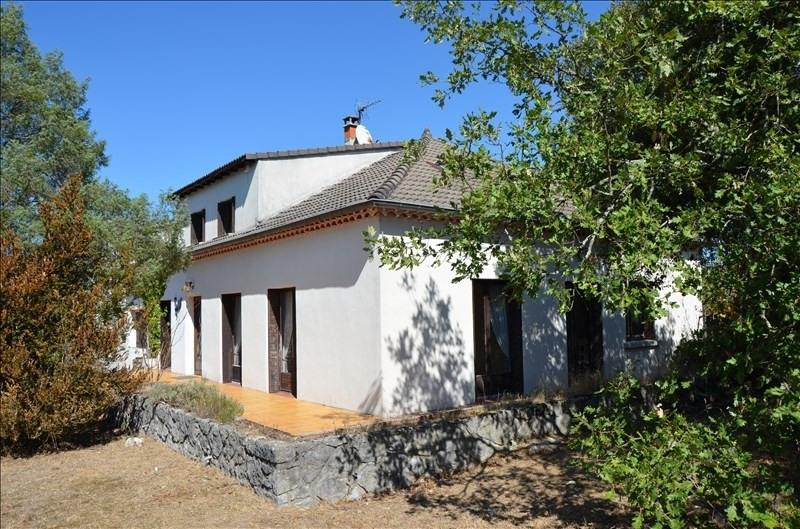 Sale house / villa Ruoms 201400€ - Picture 1