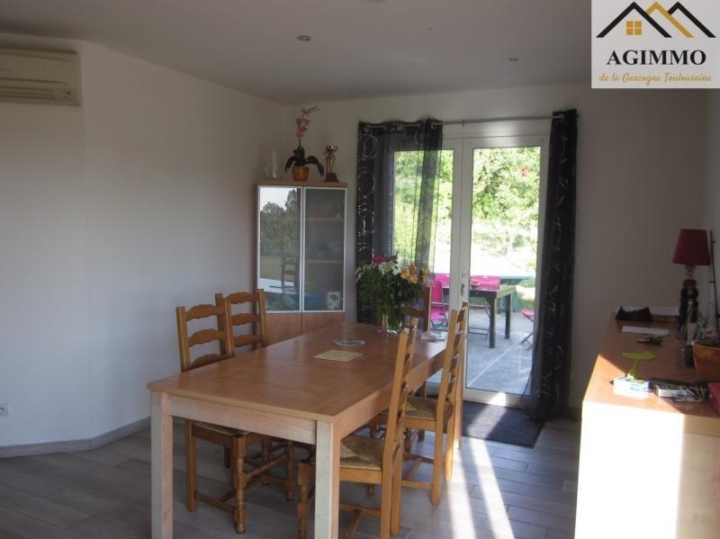 Sale house / villa L isle jourdain 304500€ - Picture 3