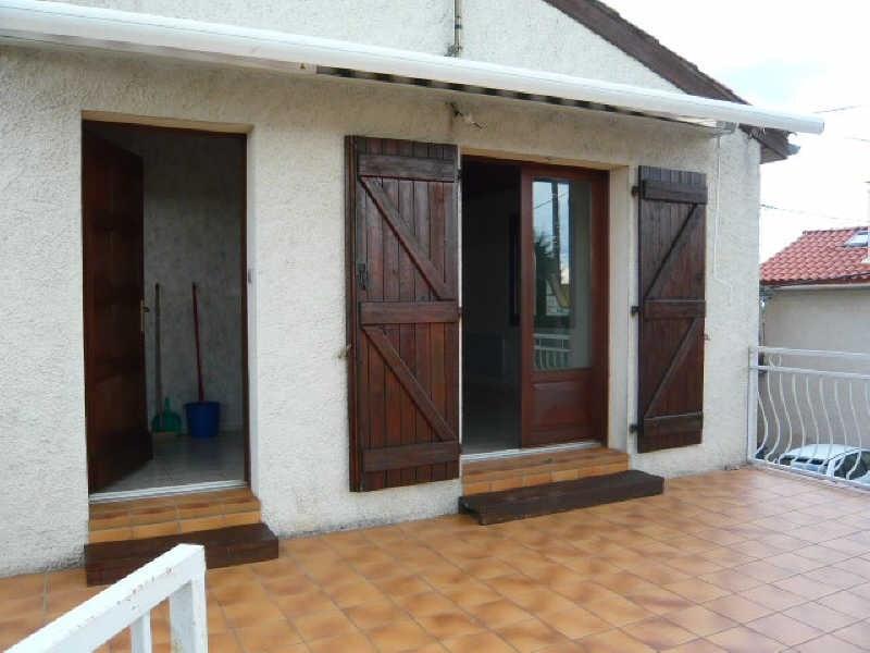 Rental apartment Rieumes 531€ CC - Picture 1
