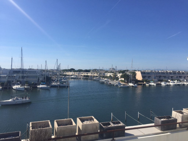 Sale apartment Port camargue 548 000€ - Picture 1
