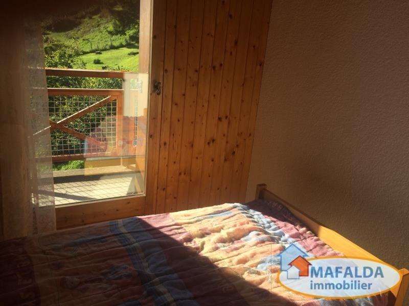 Rental apartment Mont saxonnex 580€ CC - Picture 4
