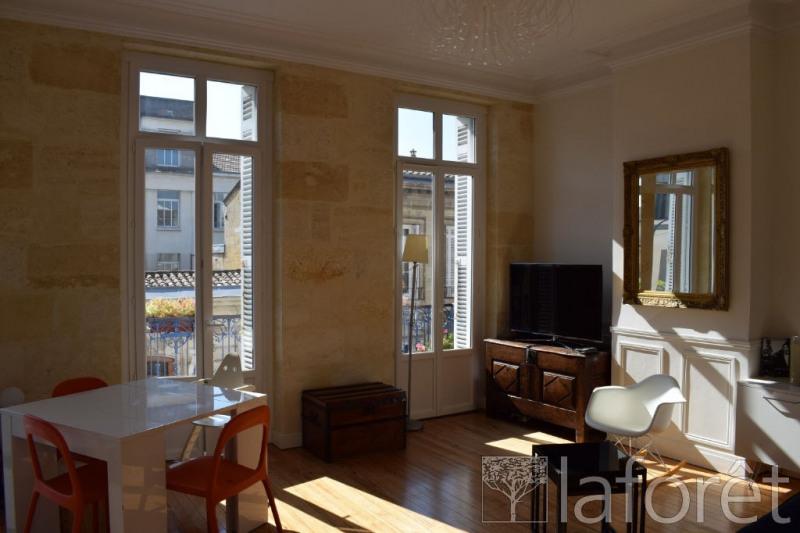 Vente appartement Bordeaux 465000€ - Photo 1