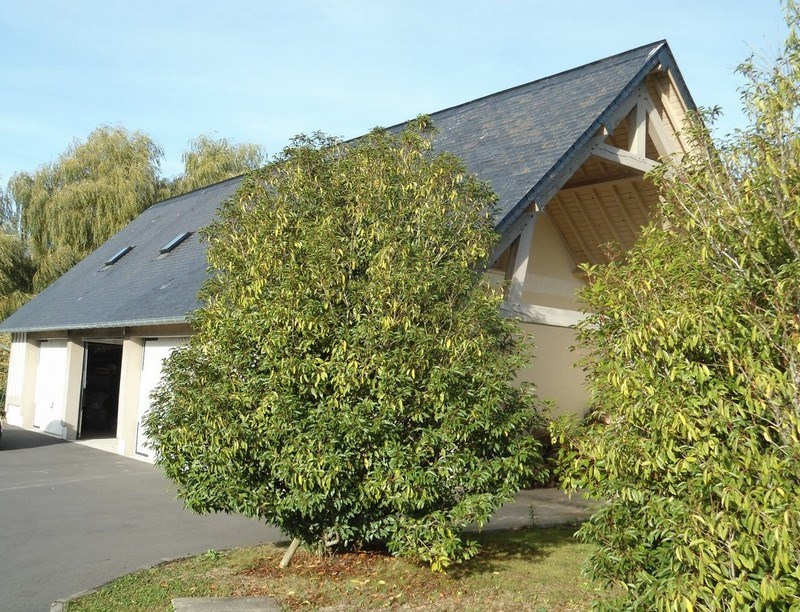Revenda residencial de prestígio casa Englesqueville en auge 1293200€ - Fotografia 9