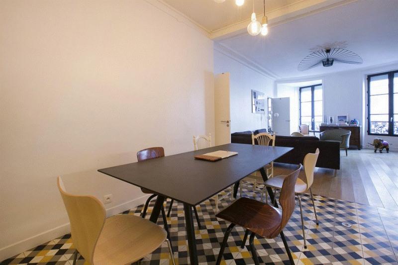 Sale apartment Paris 2ème 915000€ - Picture 2