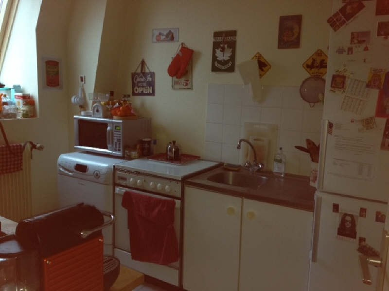 Rental apartment Dijon 604€ CC - Picture 3