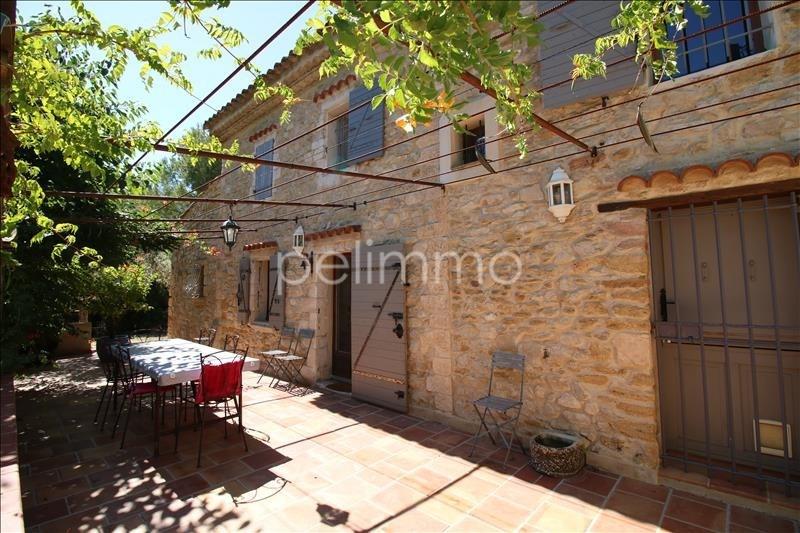 Vente de prestige maison / villa Lancon provence 693000€ - Photo 2