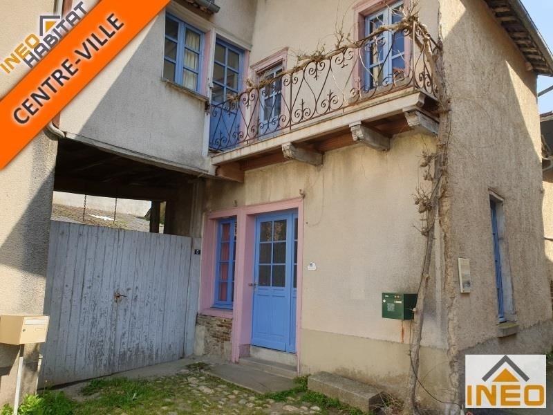 Vente maison / villa Montauban 153700€ - Photo 1