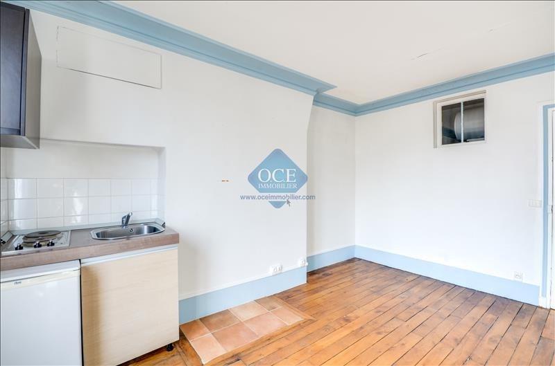 Sale apartment Paris 5ème 230000€ - Picture 5