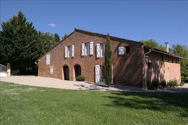 Vente de prestige maison / villa Grisolles 550000€ - Photo 1