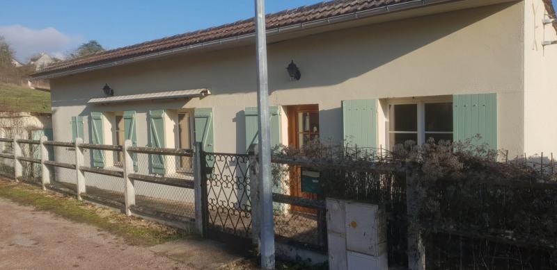 Vente maison / villa St julien du sault 92000€ - Photo 8
