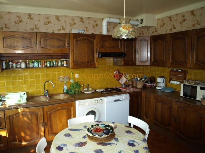 Vitalicio  casa Mirabel-aux-baronnies 65000€ - Fotografía 5