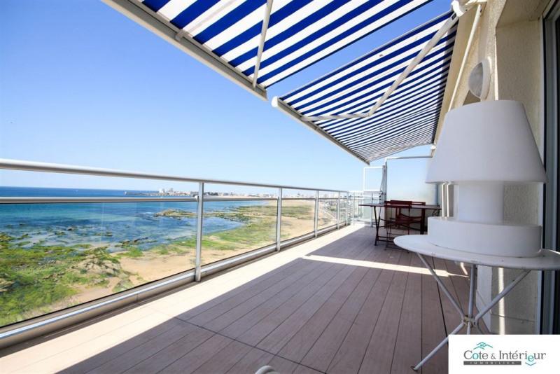 Deluxe sale apartment Les sables d'olonne 927000€ - Picture 1