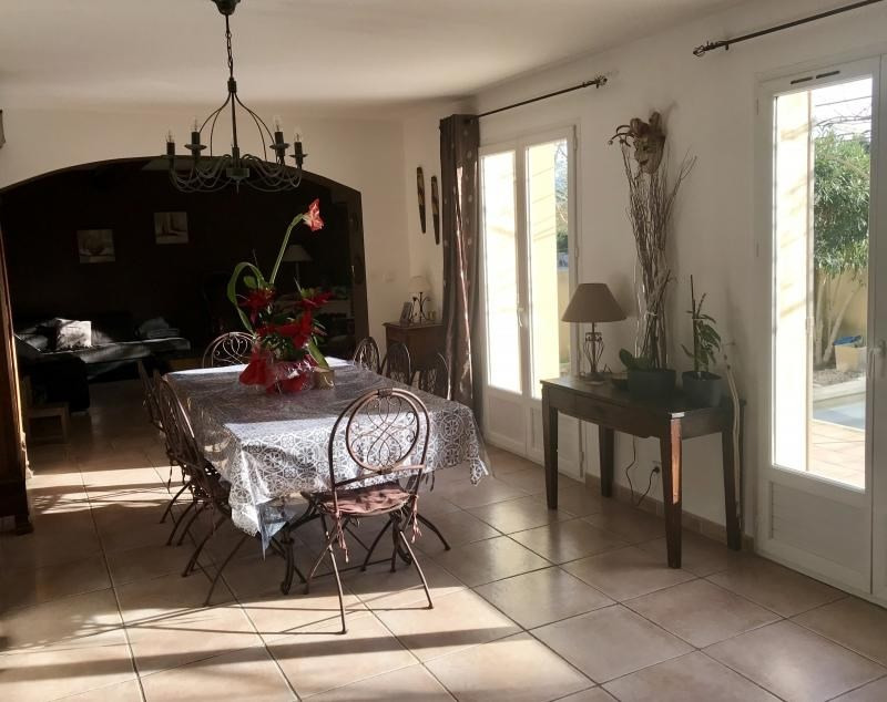 Vente maison / villa Bedarrides 378 000€ - Photo 5