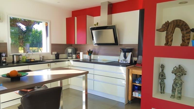 Revenda residencial de prestígio casa Gouesnach 419000€ - Fotografia 3
