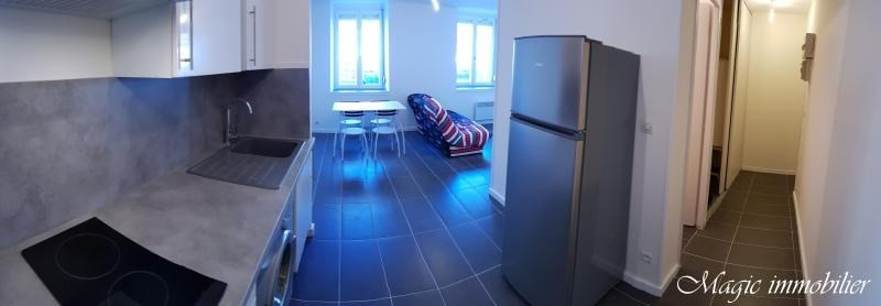 Location appartement Nantua 259€ CC - Photo 1