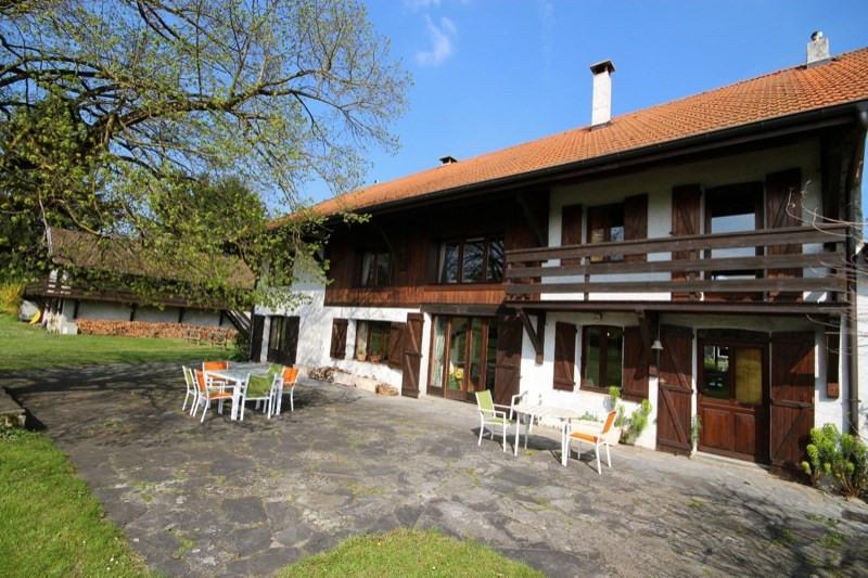 Vente de prestige maison / villa Arenthon 950000€ - Photo 1