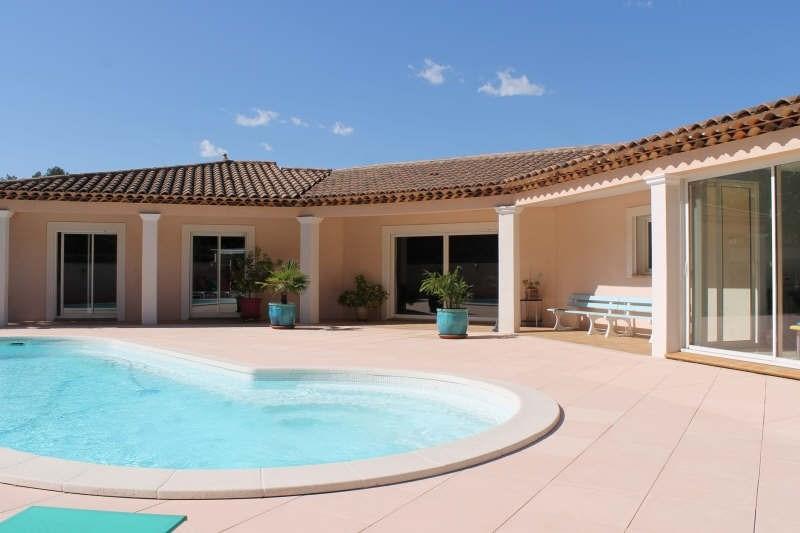Deluxe sale house / villa Sollies toucas 710000€ - Picture 2