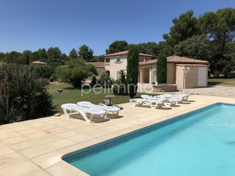 Deluxe sale house / villa Lambesc 798000€ - Picture 2