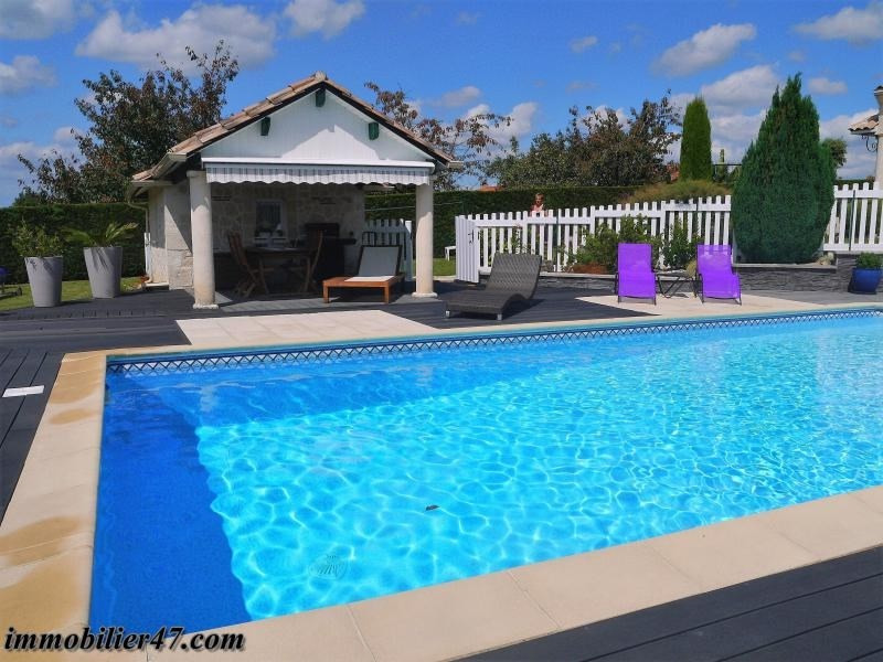 Deluxe sale house / villa Colayrac st cirq 395000€ - Picture 19