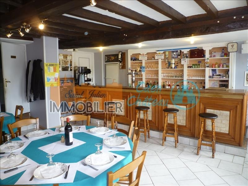 Commercial property sale shop Villers bocage 69 500€ - Picture 1