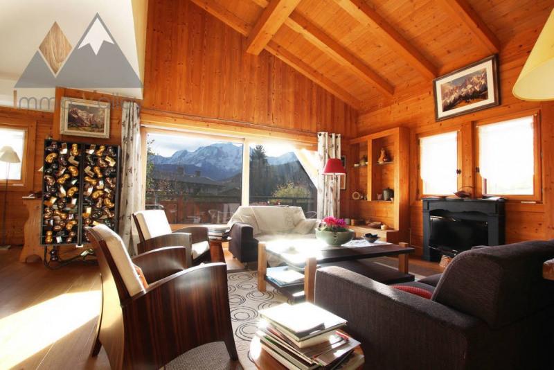 Vente de prestige appartement Combloux 890000€ - Photo 2