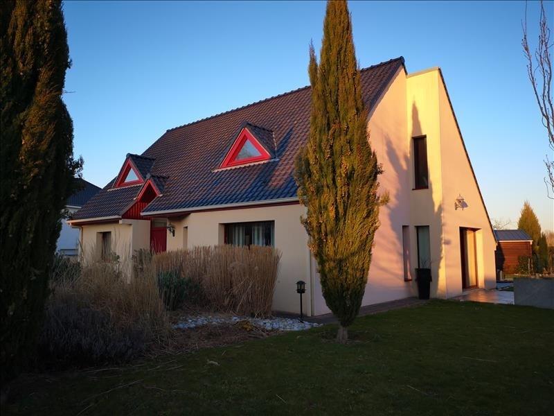 Sale house / villa Verquigneul 302000€ - Picture 1