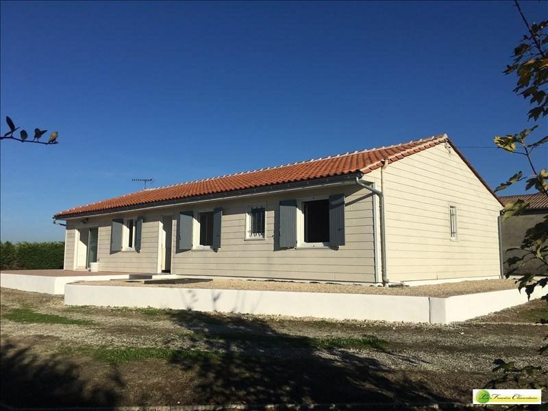 Vente maison / villa Plassac rouffiac 161640€ - Photo 1