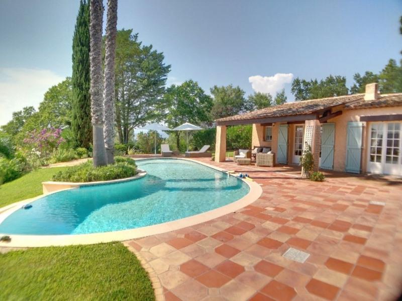 Sale house / villa Le muy 750000€ - Picture 1
