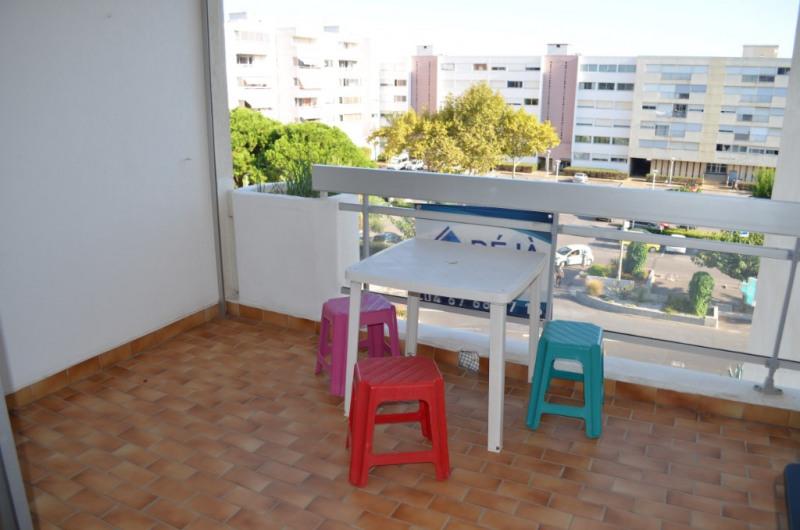 Sale apartment Carnon plage 90000€ - Picture 3