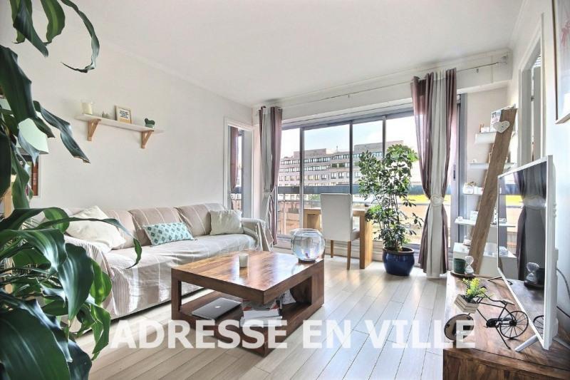 Sale apartment Levallois perret 417000€ - Picture 1