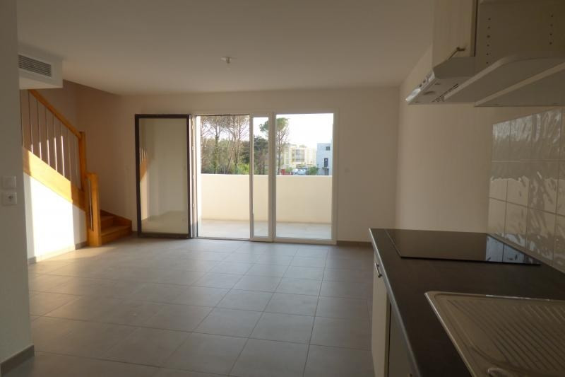 Location appartement Valras plage 670€ CC - Photo 1