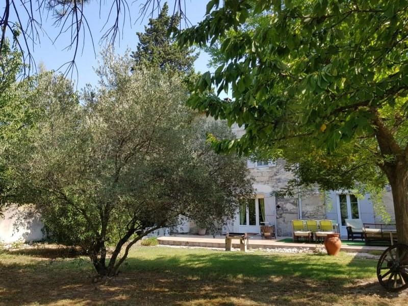 Deluxe sale house / villa Barbentane 555000€ - Picture 4