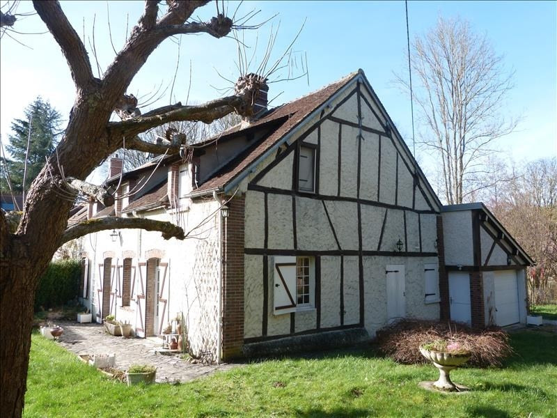 Vente maison / villa Charny oree de puisaye 129000€ - Photo 1