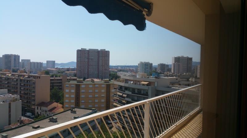 Vente appartement Toulon 249000€ - Photo 1