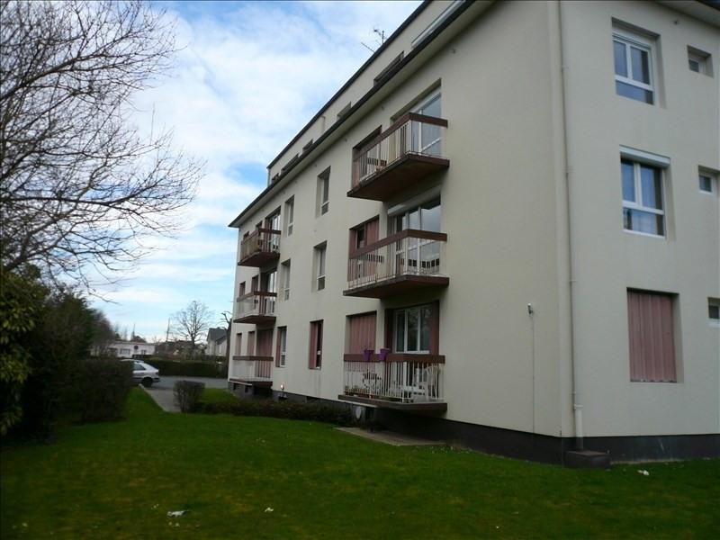 Rental apartment Caen 415€ CC - Picture 4