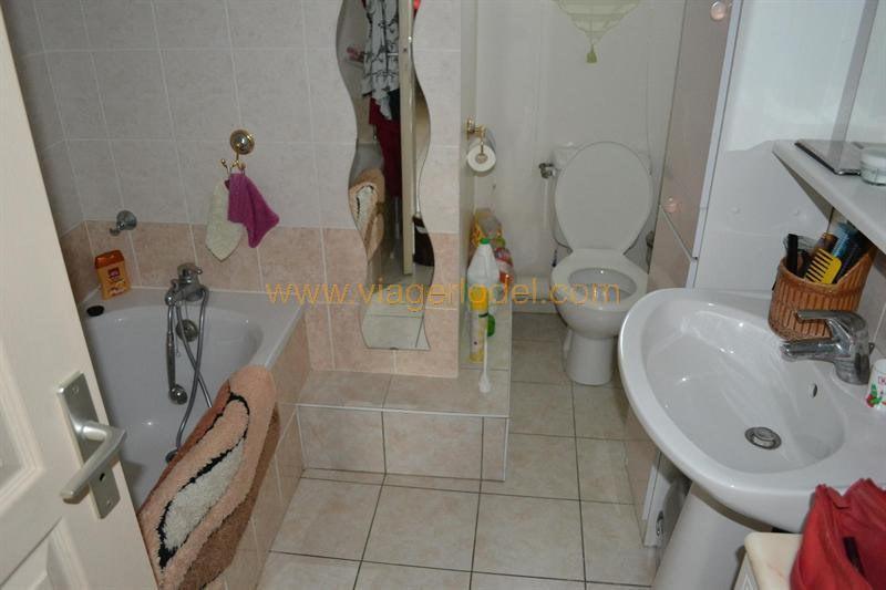 Vendita nell' vitalizio di vita casa Saint-vallier 162500€ - Fotografia 6