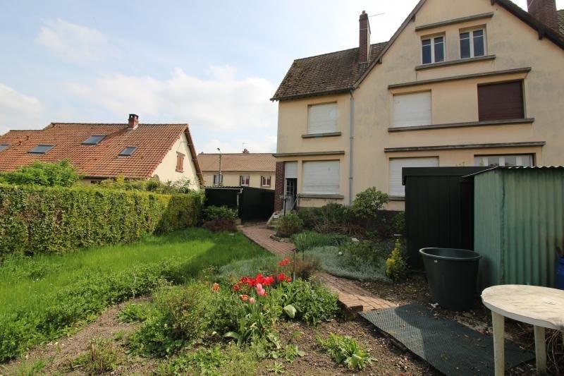 Sale house / villa Longpre les corps saints 138900€ - Picture 1