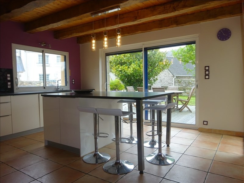 Sale house / villa Bourg blanc 253000€ - Picture 5