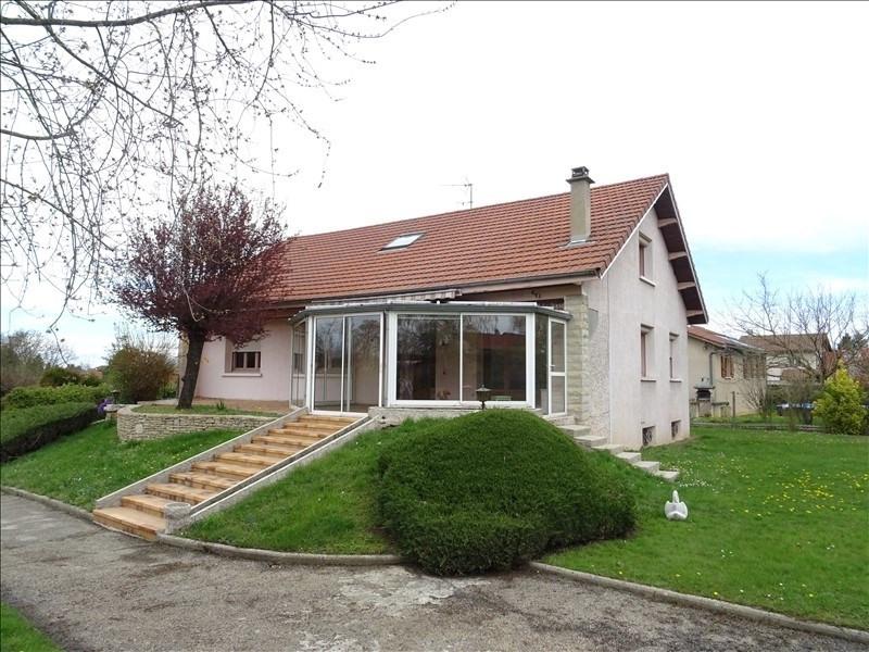 Vente maison / villa St georges d esperanche 310000€ - Photo 2