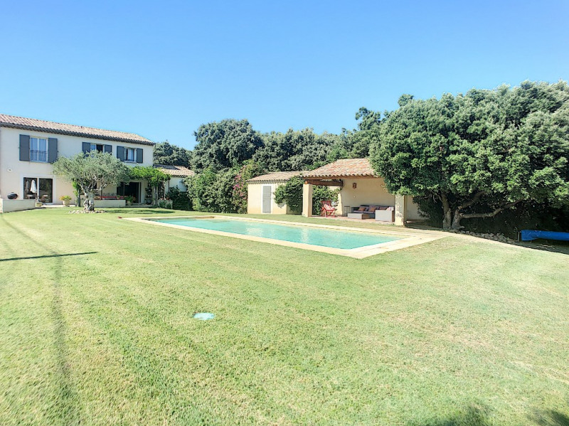 Sale house / villa Rochefort du gard 499 000€ - Picture 1