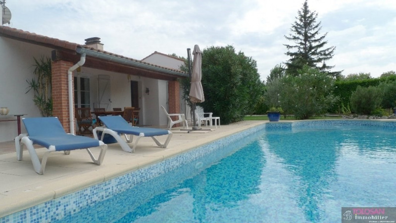 Vente maison / villa Montgiscard 369 000€ - Photo 1