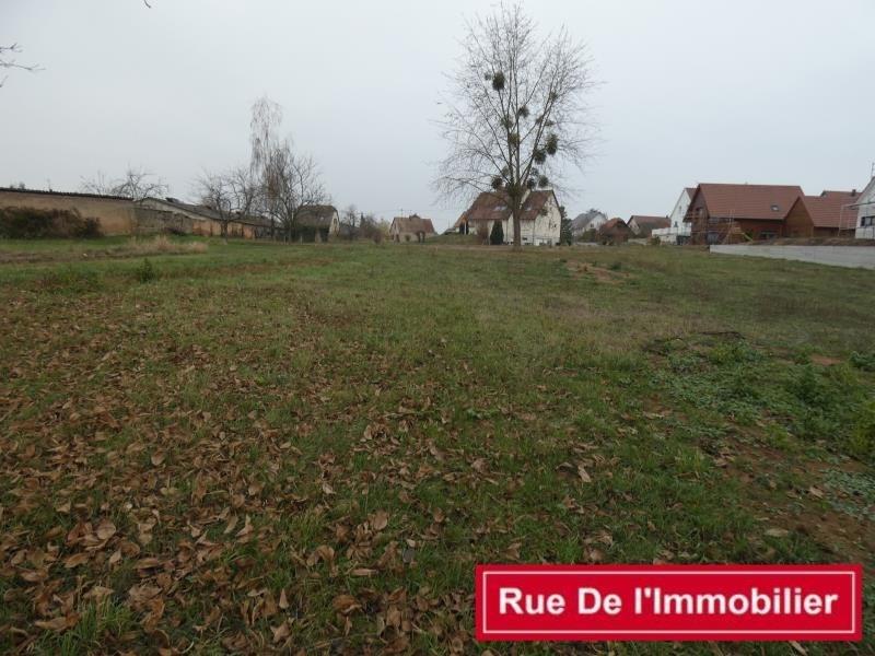 Vente terrain Wilwisheim 92470€ - Photo 2