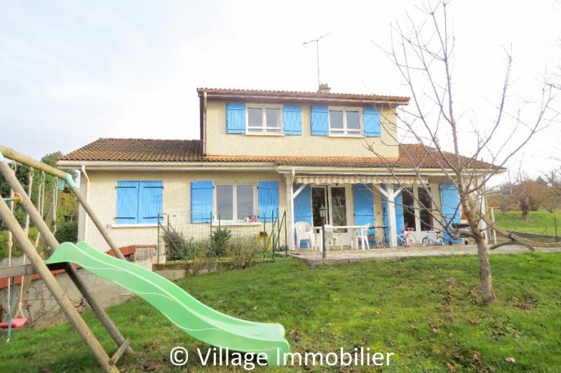 Vente maison / villa Villette d'anthon 395000€ - Photo 1