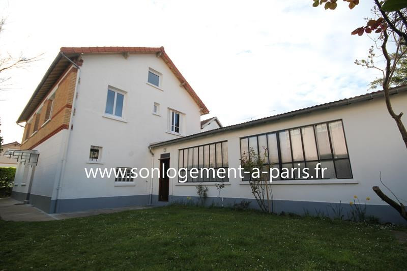 Sale house / villa Maisons-alfort 950 000€ - Picture 1