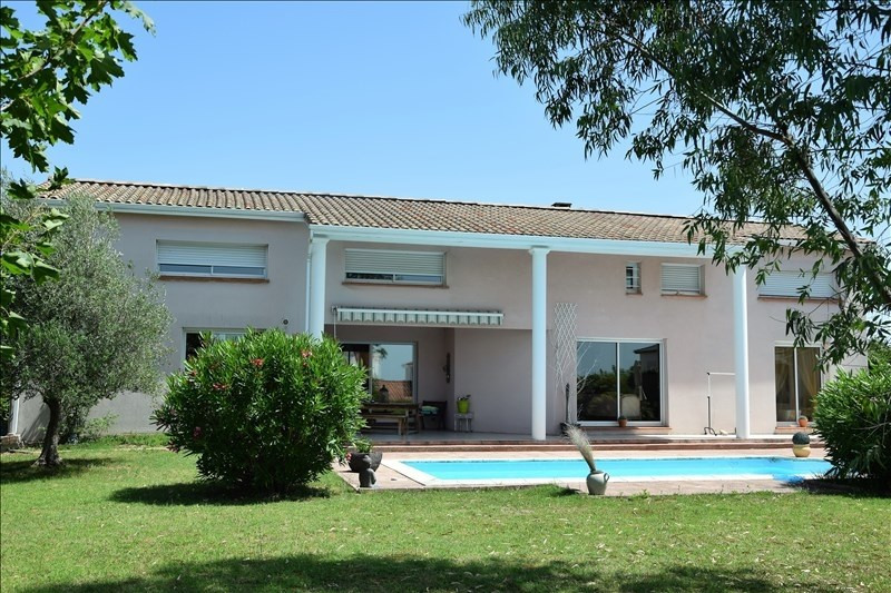 Deluxe sale house / villa St orens (secteur) 580000€ - Picture 1