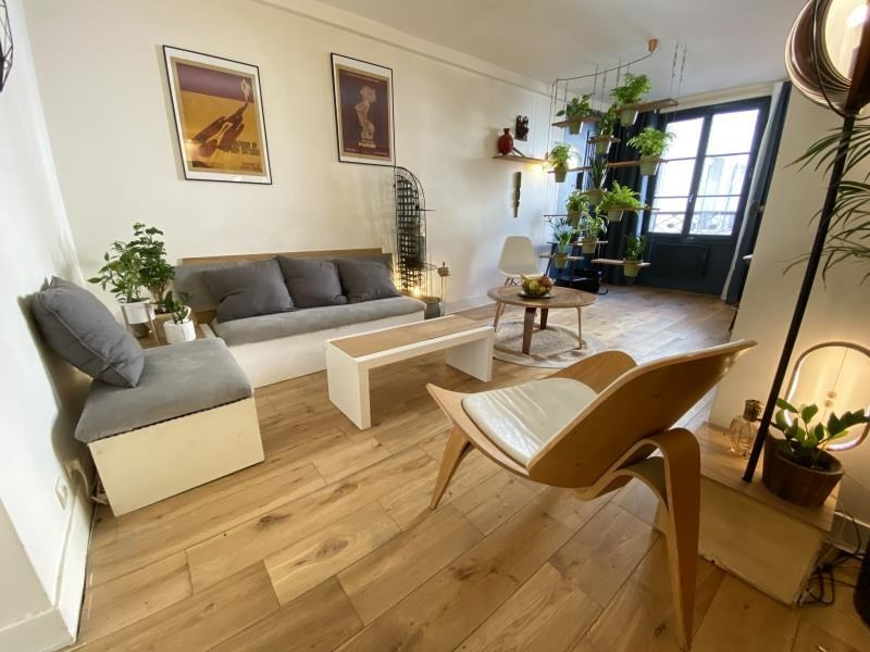 Vente appartement Paris 11ème 549 000€ - Photo 1