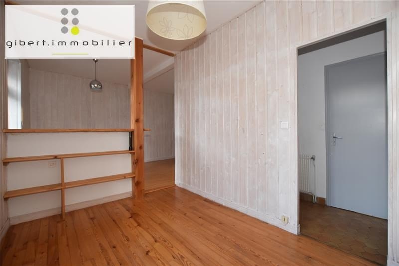 Sale apartment Le puy en velay 64 700€ - Picture 4